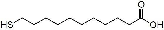 10-CARBOXY-1-DECANETHIOL