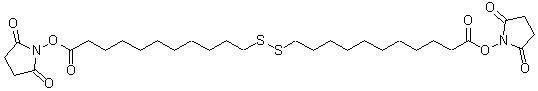 Dithiobis (Succinimidyl undecanoate)
