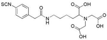 Isothiocyanobenzyl-NTA